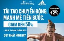 adidas đang sale lớn trong hôm nay: Nhiều quần áo và giày thể thao giảm tới 50%, Stan Smith sành điệu cũng có giá hời
