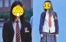 U40 vẫn đóng học sinh ngọt xớt, mỹ nhân Hàn này khiến chị em ghen tị chết mất thôi!
