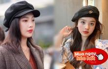 """U mê với 4 kiểu mũ style Hàn xinh hết sảy đang giảm tới 50%, mùa đông tới gần hội con gái sắm ngay còn """"sống ảo"""""""