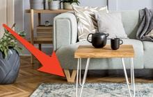 Đồ nội thất rẻ tiền cỡ nào cũng lên đời sang xịn với 6 mẹo thần sầu, nhìn qua cứ ngỡ đồ được thiết kế riêng