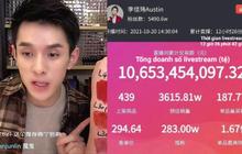 Một buổi livestream chốt đơn được 35 nghìn tỷ đồng, ông hoàng livestream của Trung Quốc leo thẳng lên Top Search!