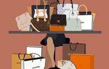 Vòng luẩn quẩn khiến dân tình mãi không thể cai nghiện shopping: Mua sắm cho vơi đi nỗi buồn rồi lại stress gấp ngàn lần vì…