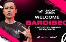 Chính thức: SBTC Esports bất ngờ công bố HLV Trưởng… Baroibeo, fan nghe xong không biết nên vui hay buồn?