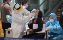 Diễn biến dịch ngày 22/10: Nhiều địa phương số ca mắc tăng và xuất hiện điểm dịch mới; Cổ động viên vào sân Mỹ Đình phải tiêm 2 mũi vaccine ngừa Covid-19