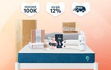 Loạt đồ dùng gia đình chính hãng đang sale sốc: 100k sắm được đồ INOCHI hay Lock&Lock, đồ cho nhà tắm và phòng ngủ giảm 50%