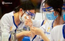 Hà Nội dự kiến tiêm vaccine Covid-19 mũi 3 cho người dân