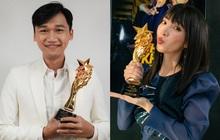 Thu Trang - Xuân Nghị bất ngờ hốt giải thưởng lớn ở Hàn Quốc, lên hẳn báo Hàn bao xịn luôn!