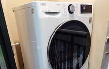 Máy sấy bơm nhiệt của LG tốt thế nào mà nhà nhà mua, hỏi đâu cũng hết toàn phải đặt trước?