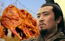 """Món """"gà hong gió"""" mà Lưu Bị mê mẩn: Nghe tên thì lãng mạn nhưng lúc ăn mới khóc thét!"""