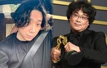 Tóc xoăn dài, râu mọc lởm chởm, Hari Won nói Trấn Thành sắp giống 1 đạo diễn đình đám xứ Hàn