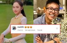 """Hương Giang vừa đăng ảnh comeback cực xinh, Matt Liu có luôn hành động lãng mạn thả """"cẩu lương"""" cho dân FA xem nè!"""