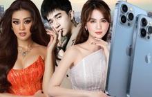 Ngọc Trinh, Hoa hậu Khánh Vân cùng loạt sao Việt tưng bừng chốt đơn iPhone 13, màu nào được lựa chọn nhiều nhất?