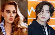 """Billboard vừa ra mắt BXH mới, BTS đã """"mở bát"""" vị trí Quán quân tuần đầu tiên, """"đè bẹp"""" cả màn comeback đình đám của Adele!"""