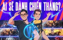 """Đại chiến ĐTDV: Quang Hải bất ngờ vượt Lai Bâng về chỉ số """"gánh team"""" nhưng V Gaming liệu có đánh bại được Saigon Phantom?"""