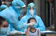 Diễn biến dịch bệnh ngày 23/10: Các tỉnh miền Tây ghi nhận hàng trăm F0 trong cộng đồng; Chính thức triển khai tiêm chủng cho 780.000 trẻ em tại TP.HCM