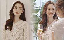 """Sốc visual loạt ảnh chụp lén của Hoa hậu Đặng Thu Thảo: Nhan sắc không chút tì vết, quả xứng danh """"thần thiên tỷ tỷ"""""""