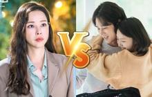 Rating bom xịt của Kim Go Eun thấp thảm thương, nhìn hội bom tấn leo thang mà nhói lòng