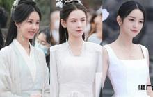 Thảm đỏ lạ nhất hôm nay: Trương Dư Hi lên đồ cổ trang đè bẹp nữ thần mới nổi, visual Trần Đô Linh tuột dốc không phanh