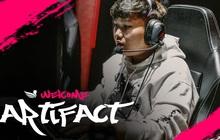 """SBTC Esports chính thức chiêu mộ Artifact, Thầy Giáo Ba khẳng định """"vẫn chờ Dia1"""""""
