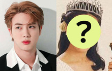 """Lộ diện gương mặt mẹ Hoa hậu của """"nam thần quốc tế"""" Jin (BTS), nhưng sự thật là gì mà chính chủ phải lên tiếng?"""