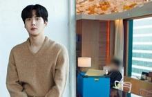 Tranh cãi chuyện nhà đài làm mờ mặt Kim Seon Ho sau scandal ép bại gái phá thai
