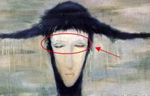 """Bức tranh """"ma ám"""" nổi tiếng nhất thế giới: Cả 3 người từng mua đều vội trả lại vì một chi tiết, kỳ lạ nhất là cách hoạ sĩ đã vẽ ra nó"""