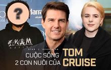 """2 con nuôi bí ẩn của Tom Cruise: Giáo phái """"tẩy não"""" đến mức từ mặt Nicole Kidman, đi theo bố và cái kết ngỡ ngàng vì bị bỏ rơi"""