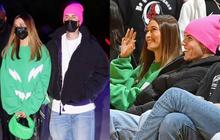 Giữa lúc chú ruột Alec Baldwin lao đao vì vụ bắn chết người, Hailey và Justin Bieber vẫn hẹn hò với thái độ gây tranh cãi