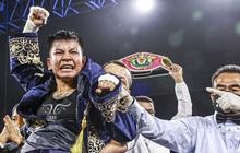 Nguyễn Thị Thu Nhi tâm sự về màn ăn mừng xúc động: Em muốn thế giới biết các võ sĩ Việt cũng có thể giành đai thế giới