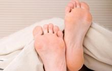 Căn bệnh gây chết người này có thể không có triệu chứng ngoại trừ dấu hiệu ở bàn chân, nếu tinh ý nhận ra bạn sẽ cứu được mình