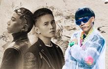 """Netizen nghi vấn Karik - B Ray diss ngầm ai đó, thí sinh Rap Việt bị gọi tên đến Wowy cũng """"dính đạn""""?"""
