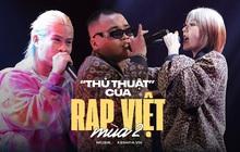 """Bóc """"thủ thuật"""" lấy bài xưa phối mới của Rap Việt mùa 2: Từ hit bự của JustaTee, Khắc Việt cho đến nhạc thập niên 60 như được sống lại"""