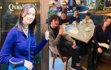 Tài tử Kwon Sang Woo bất ngờ tái ngộ vợ con tại Mỹ, nhan sắc bà xã Á hậu ở tuổi 41 khiến dân tình choáng váng