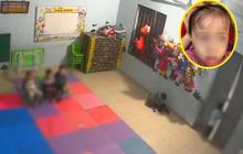 Vụ bé gái 2 tuổi bị bạn học đánh đạp dã man: Giáo viên chủ nhiệm không có mặt tại lớp, giáo viên phụ đi lấy cơm được 4 phút