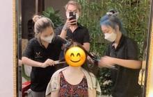 Bà Phương Hằng lần đầu lộ hình ảnh trước khi lên sóng livestream: Làm tóc, make up kĩ càng, nhan sắc gây chú ý