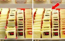 """8 mánh khóe các siêu thị thường dùng để """"bẫy"""" khách mua hàng, bà nội trợ nào cũng cần nắm rõ"""