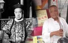 Hậu duệ hoàng tộc Ái Tân Giác La thời Thanh: Mưu sinh bằng nghề kéo xe, kể chuyện xưa trong cung để nâng giá dẫn đến không ít dị nghị