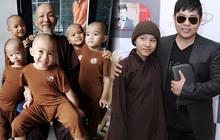 """3 trường hợp từ """"Tịnh thất Bồng Lai"""" nổi tiếng trên truyền hình: Ngoài 5 chú tiểu còn có cả """"con nuôi Quang Lê"""""""