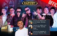 """Hàng loạt fanpage của thí sinh Rap Việt bất ngờ bị tấn công, đổi thành tên của """"hacker"""" quen thuộc gần đây?"""