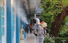 TP.HCM gấp rút dọn trường đón học sinh