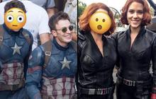 """Ngỡ ngàng nhan sắc sao Marvel cùng diễn viên đóng thế: Giống nhau như 2 giọt nước, mỹ nữ Black Widow chưa """"gây lú"""" bằng cái tên cuối!"""