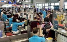 Bỏ quy định khách đi máy bay, tàu hỏa phải khai bản cam kết phòng dịch Covid-19