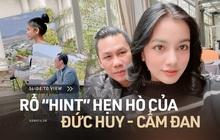 """Điểm lại """"rổ hint"""" hẹn hò của Cẩm Đan và chồng cũ Lệ Quyên trước khi tuyên bố độc thân, làm sao qua được mắt của """"team qua đường""""!"""