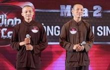 """Ồn ào đầu tiên của """"Tịnh thất Bồng Lai"""": Hai """"sư thầy"""" tự xưng gây tranh cãi khi thi hát trên truyền hình"""