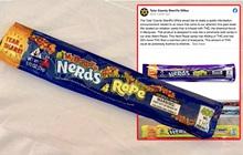 Loại kẹo nghi chứa ma túy 10 học sinh Quảng Ninh ăn từng được cảnh sát Mỹ cảnh báo về độ nguy hiểm
