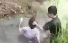 Vụ nữ sinh lớp 9 bị kéo lê giữa đường, đánh đập dã man dưới nước: Nguyên nhân khiến nhiều người sững sờ