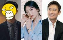 """Hội diễn viên Hàn vẫn """"hót hòn họt"""" sau phốt chấn động: Song Hye Kyo trốn thuế mấy chục tỷ, số 1 còn từng đi tù"""