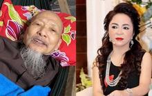 """Người đứng đầu """"Tịnh thất Bồng Lai"""" Lê Tùng Vân gửi lời đến bà Phương Hằng, khẳng định không có quan hệ cha con với Lê Thanh Minh Tùng"""