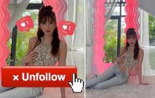 """Không đợi đến lùm xùm """"gương fake"""", Ngọc Trinh đang gặp khủng hoảng trên Instagram?"""