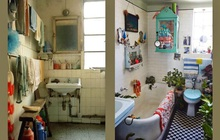 Màn cải tạo phòng tắm khiến cư dân mạng tranh cãi nảy lửa: Nhìn thì chill hơn nhưng vẫn tù túng thế nào ấy!